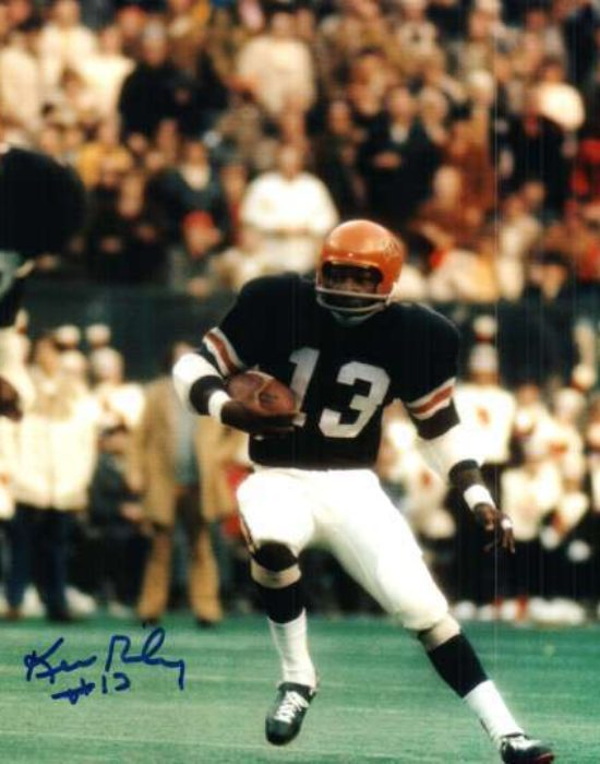 1972 For the rest of his career, Riley established himself as one of the top defensive backs in Pro Football, recording 3 or more interceptions in all but 3 of his 15 seasons.
